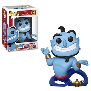 Funko POP Disney Aladdin - Genie with Lamp #476 Figure