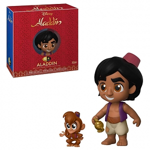 Funko 5 Star Aladdin - Aladdin with Abu Figure