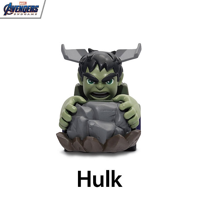 Marvel AVENGERS ENDGAME Series Pull Back Car