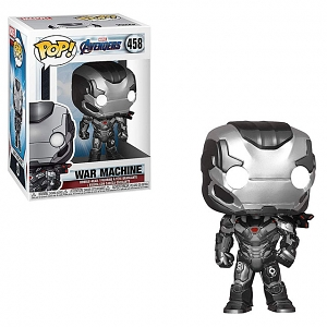 Funko POP Marvel Avengers Endgame - War Machine #458 Action Figure