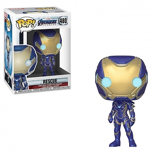 Funko POP Marvel Avengers Endgame - Rescue #480 Action Figure