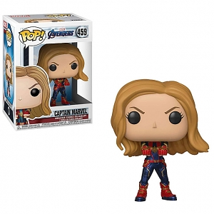 Funko POP Marvel Avengers Endgame - Captain Marvel #459 Action Figure