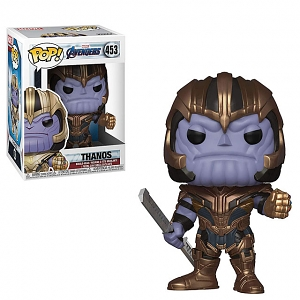 Funko POP Marvel Avengers Endgame - Thanos #453 Action Figure