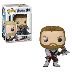 Funko POP Marvel Avengers Endgame - Thor Multicolor #452 Action Figure