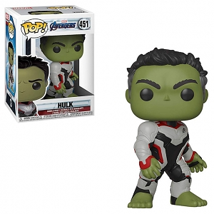 Funko POP Marvel Avengers Endgame - Hulk #451 Action Figure