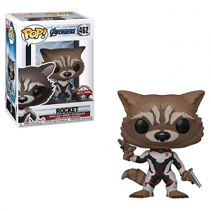 Funko POP Marvel Avengers Endgame - Rocket (EXCLUSIVE) #462 Action Figure