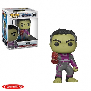 Funko POP Marvel Avengers Endgame - 6-inch Hulk with Gauntlet #478 Action Figure