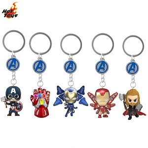 Hot Toys Avengers Endgame Series Cosbaby (S) Keychain