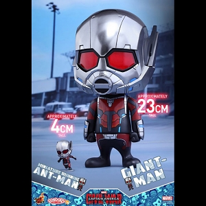 Hot Toys Giant-Man Cosbaby (L) Bobble-Head