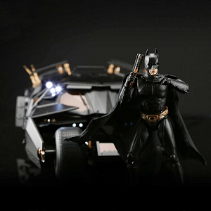 Soap Studio The Dark Knight Trilogy - Tumbler 1:12 Scale RC Vehicle