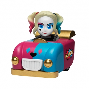 Beast Kingdom Suicide Squad Ver - Harley Quinn Pull Back Car
