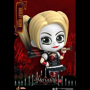 Hot Toys Batman Arkham Knight - Harley Quinn Cosbaby (S) Bobble-Head