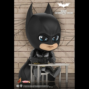 Hot Toys Batman The Dark Knight - Batman (Interrogating Version) Cosbaby (S) Bobble-Head