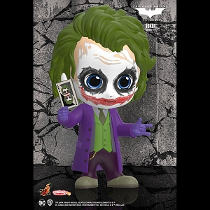 Hot Toys Batman The Dark Knight - Joker Cosbaby (S) Bobble-Head