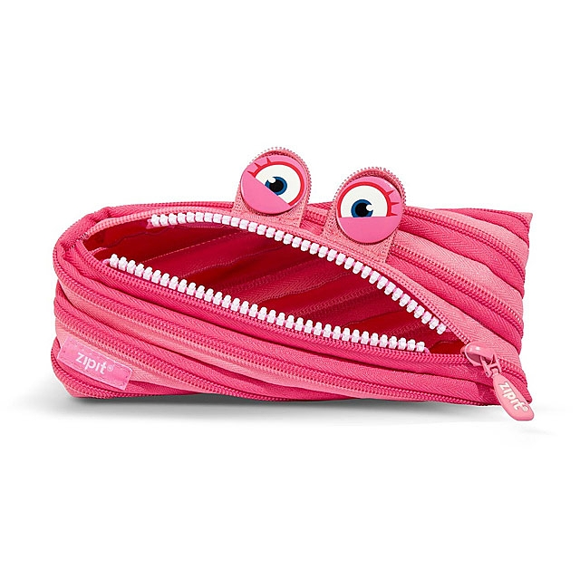 Zipit Wildling Monster Purse - Pink 2018