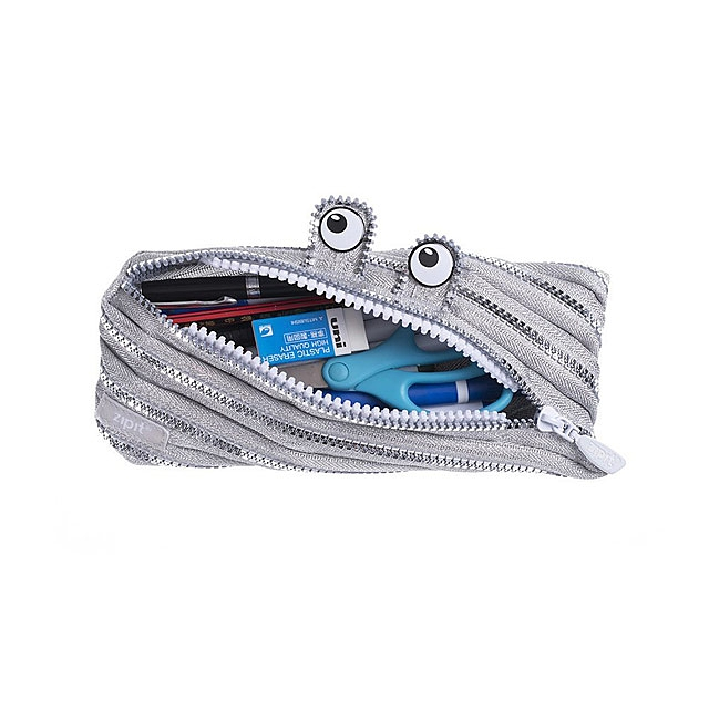 Zipit Special Edition Pouch 2018 - Silver
