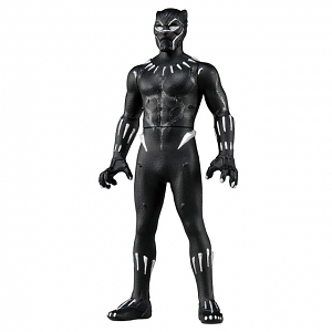 Takara Tomy Tomica Metal Figure Collection - Marvel Black Panther (Completed)