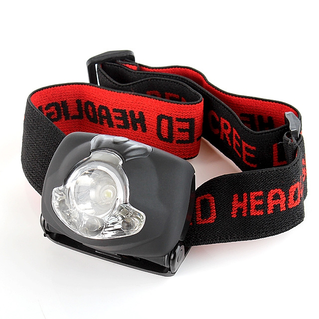 4-LED Headlamp JM-8511