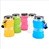 Multifunctional Collapsible Solar Power Camping Lantern