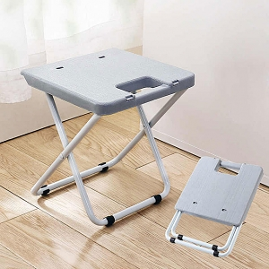 Foldable Mini Plastic Campstool