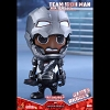 Hot Toys Captain America 3 Civil War - Team Iron Man with Spider-Man Cosbaby Bobble-Head Collectible Set