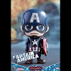 Hot Toys Captain America 3 Civil War - Team Captain America Cosbaby Bobble-Head Collectible Set