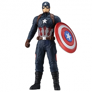 Takara Tomy Tomica Metal Figure Collection - Marvel Captain America (Civil War)