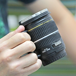 Lens EF 17-55mm F/4L IS USM Metallic Mug