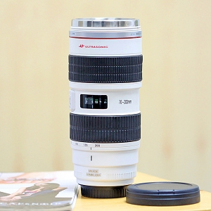 Lens EF 70-200mm F/2.8L IS USM Metallic Mug