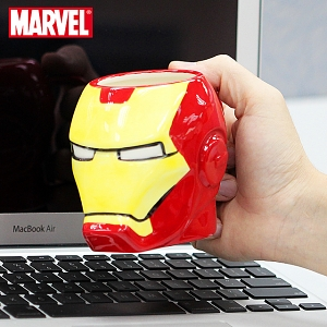 MARVEL Iron Man MK42 3D Mug