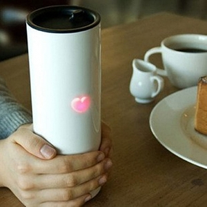 Touch Sensing Cup
