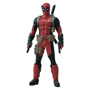 Takara Tomy Tomica Metal Figure Collection - Marvel Deadpool (Completed)