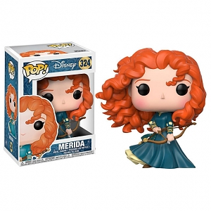 Funko POP Brave - Merida #324 Action Figure