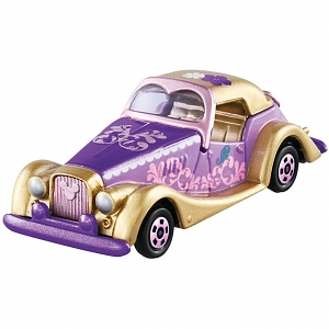 Takara Tomy Tomica Disney Motors DM-08 Dream Star Rapunzel