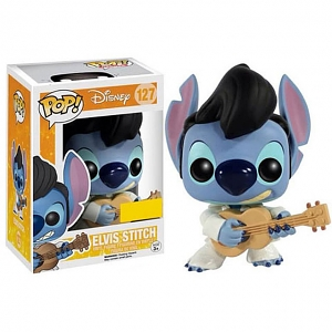 Funko POP Disney Elvis Stitch #127 Figure
