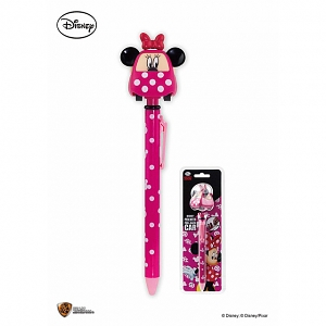Beast Kingdom Disney Minnie Pen with Pull-Back Car