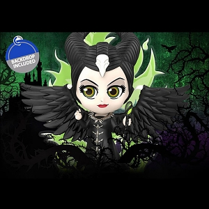 Hot Toys Maleficent - Mistress of Evil (Maleficent) Cosbaby (S) Bobble-Head