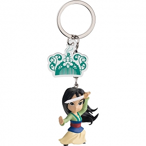 Beast Kingdom Disney Princess Egg Attack Key Chain - Mulan