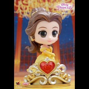 Hot Toys Disney Princess - Belle Cosbaby (S) Bobble-Head
