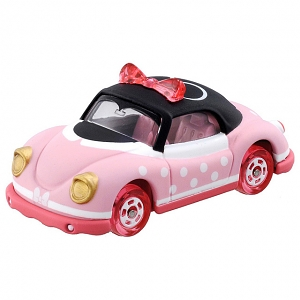 Takara Tomy Tomica Disney Motors DM-15 Poppins Minnie Mouse