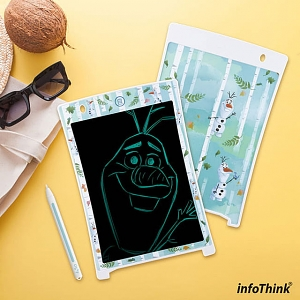 infoThink Frozen II Series Electronic Paint Board - Olaf