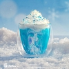 Beast Kingdom Frozen II - Elsa Double-Layer Glass Cup