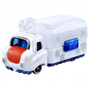 Takara Tomy Disney Motors Jewelry Way Lulu Trunk - Olaf