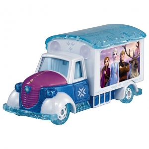 Takara Tomy Tomica Disney Motors Good Day Carry Frozen My Little Princess 2