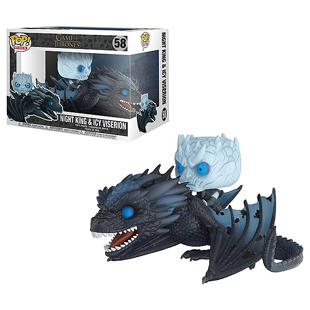 Funko Game of Thrones Pop! Night King Sitting on Iron Throne 15 cm