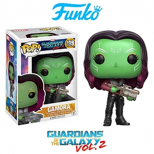 Funko POP Guardian of the Galaxy Vol. 2 - Gamora Action Figure