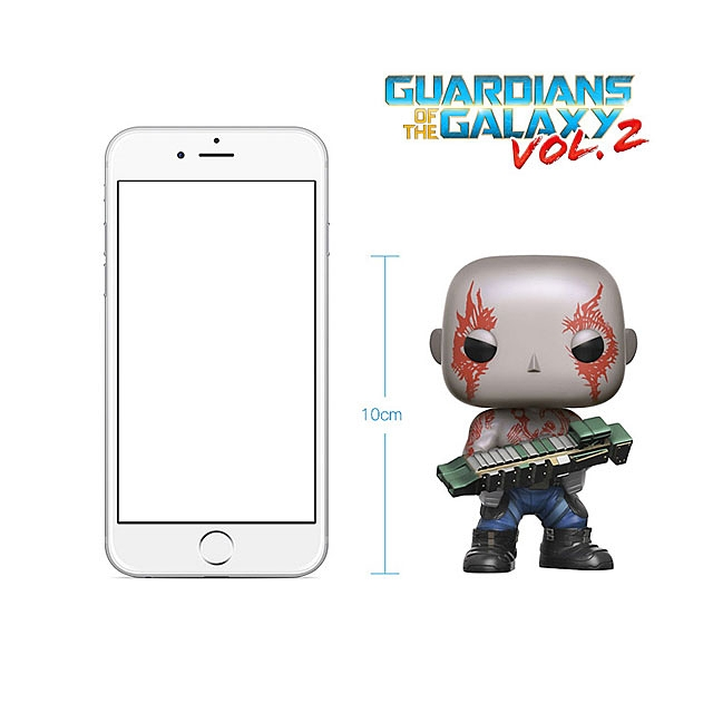 Funko POP Guardian of the Galaxy Vol. 2 - Drax Action Figure