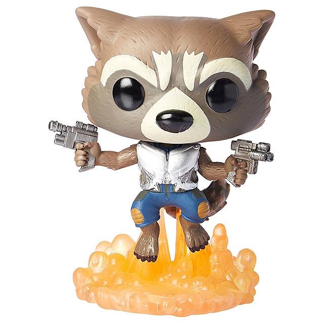 Funko Pop Guardian Of The Galaxy Vol 2 Flying Rocket