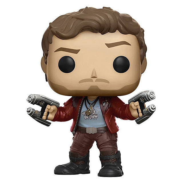 Funko POP Guardian of the Galaxy Vol. 2 - Star-Lord Action Figure