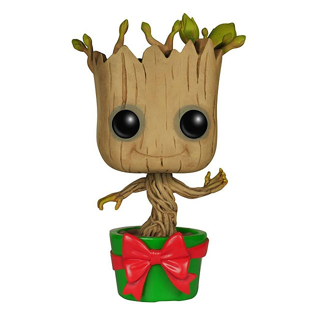 Funko POP Guardian of the Galaxy Vol. 2 - Holiday Dancing Groot Action Figure